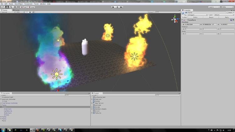 jeux unity 3d - jeux mobiles