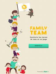 application family team