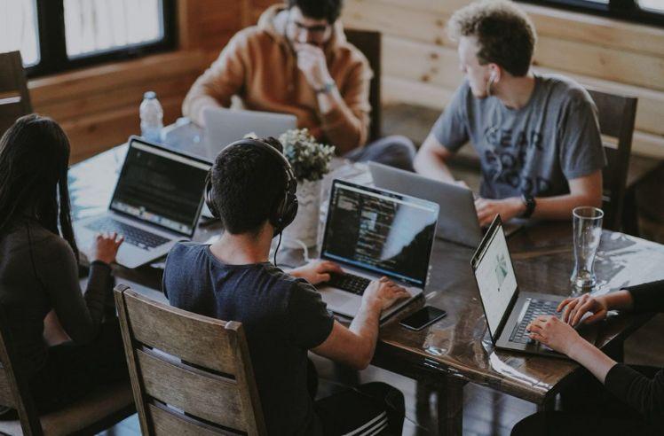 groupe de developpeur application