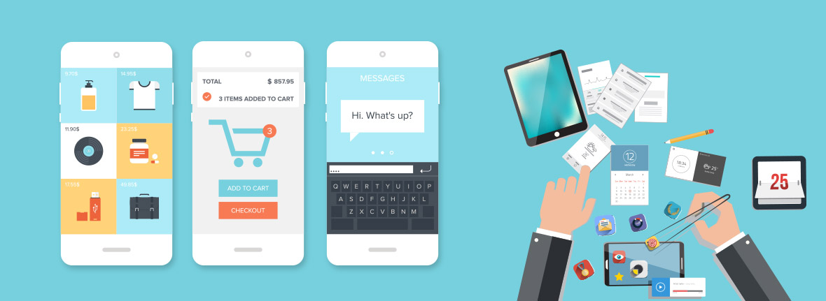 Sous-traiter le développement d'application mobile