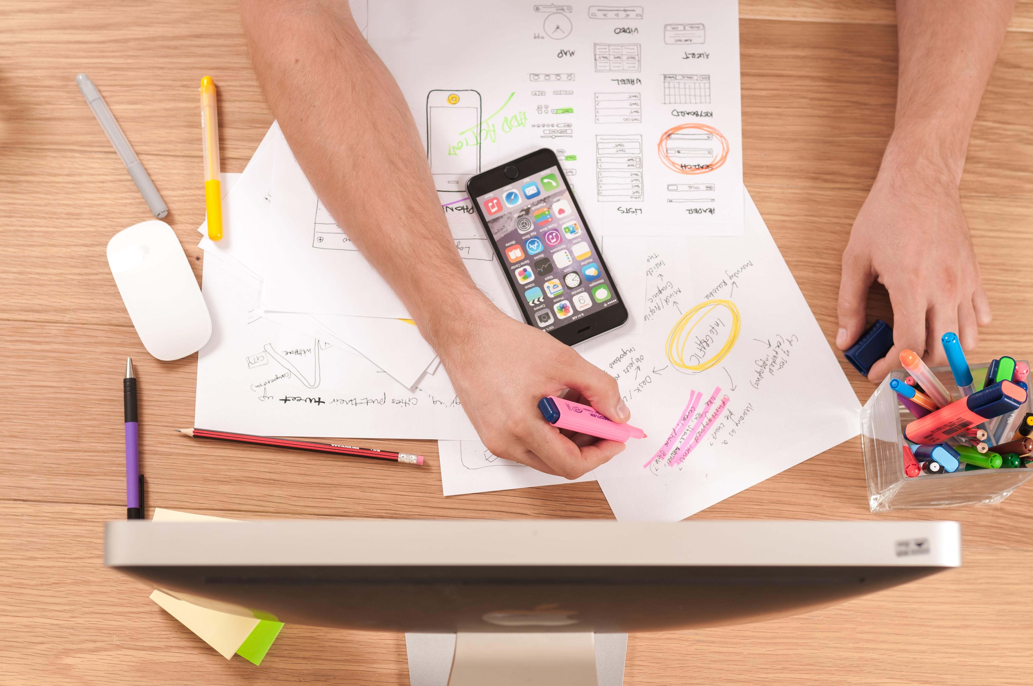 Comment créer une application mobile en 4 étapes ?