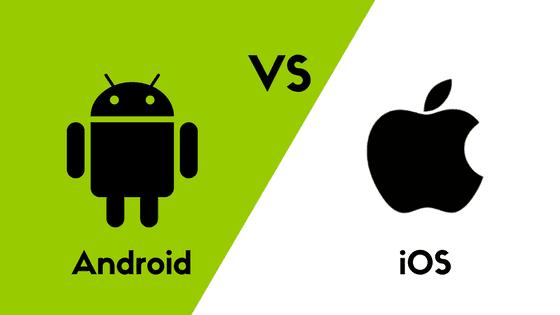 Le développement d'application mobile: différences entre Android et iOS