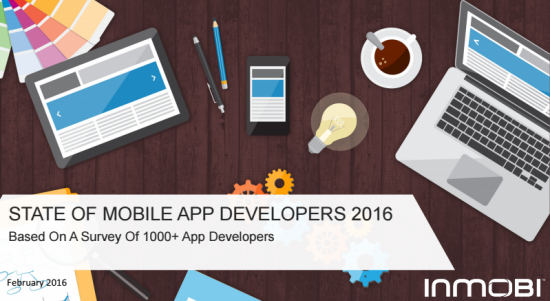 etude developpeurs applications mobiles