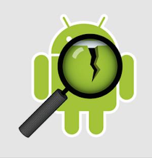 logo android faille