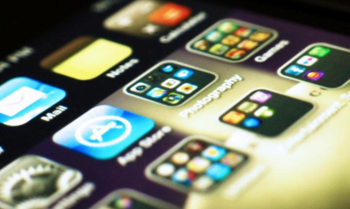 applications ecran accueil iphone