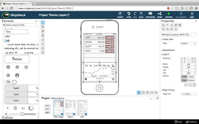 capture ecran developpement