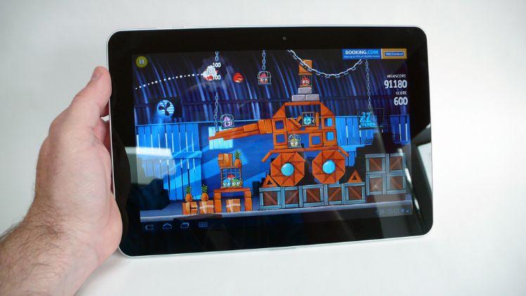 créer un jeu android