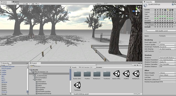développement de jeux vidéo avec unity 3d