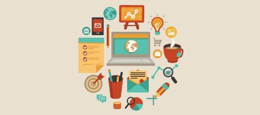 illustration outils freelance developpeur