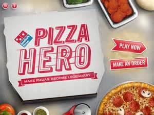 marketing mobile dominos pizza