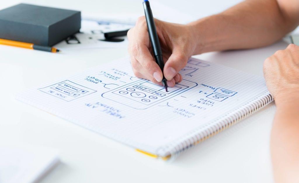 carnet travail design
