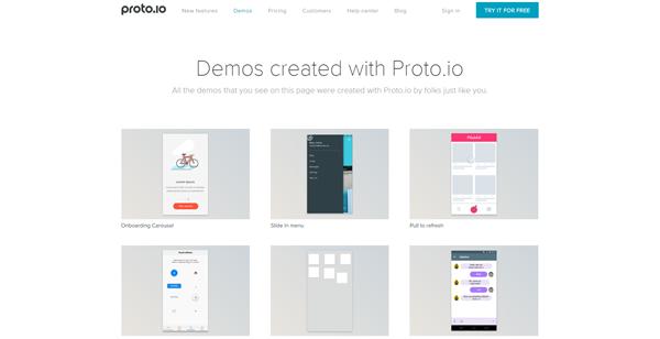 Créer un site internet : prototypage