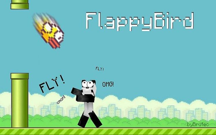 screenshot flappybird