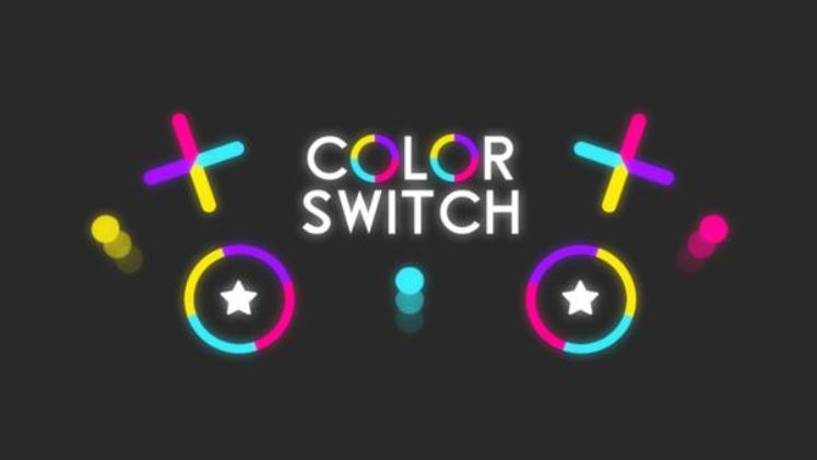 screenshot color switch