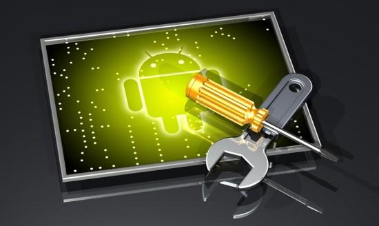 Osez les options pour développeur Android