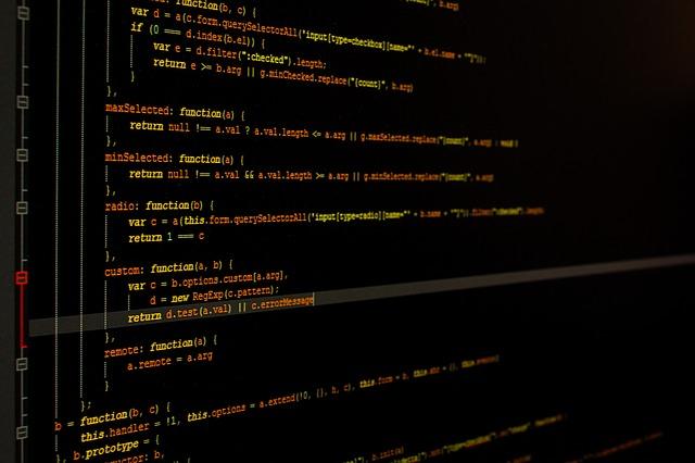 ecran de coding