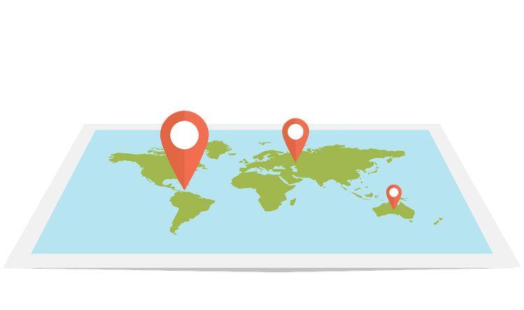 lancer une application avec geolocalisation - Lancer une application