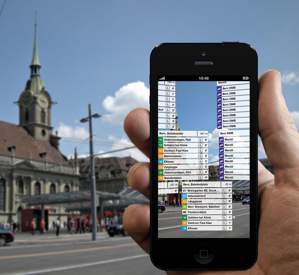 Applications de réalité augmentée et tourisme