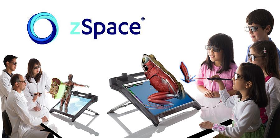 Zspace VR