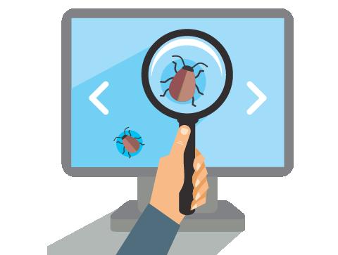 développement d'application mobile: Mobile App Test