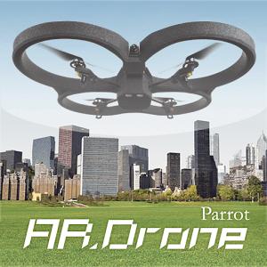publicite drone parrot