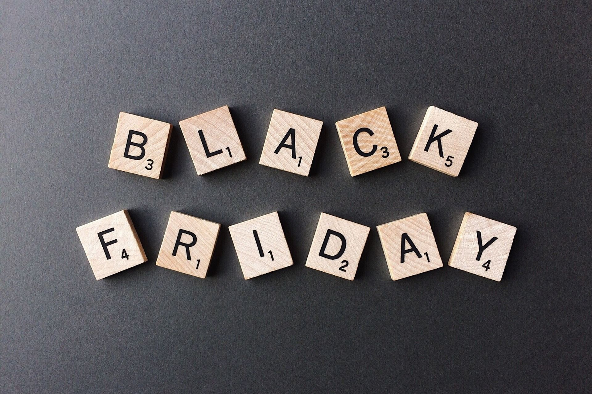 Les meilleures applications pour le Black Friday 2017
