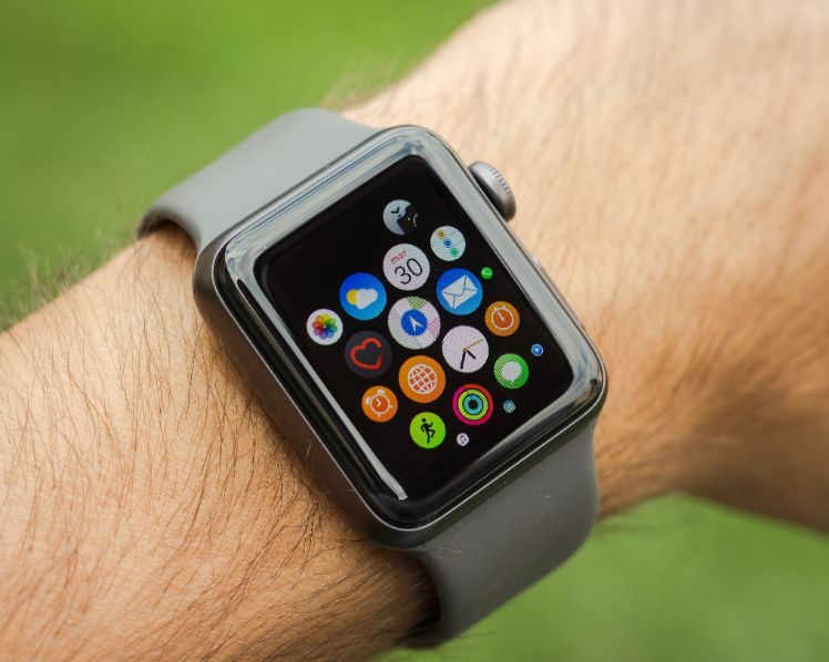 Apple Watch - tendances applications mobiles