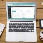 plateforme admin wordpress