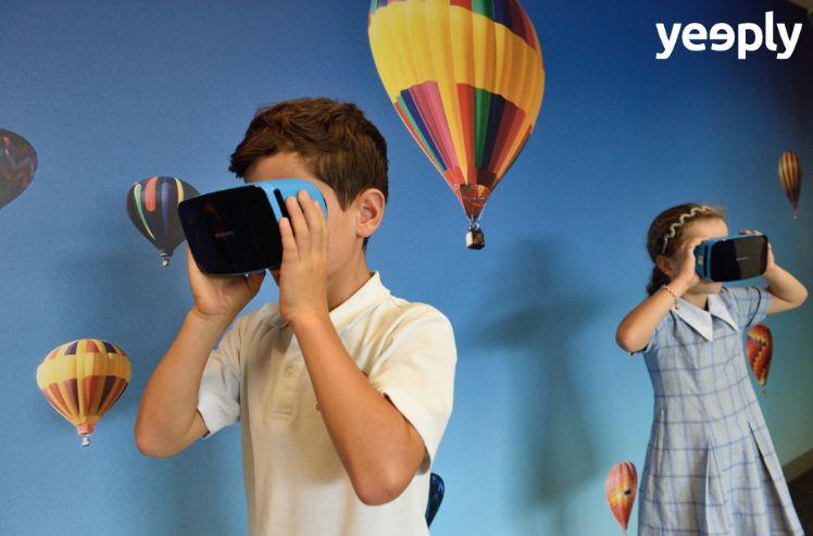 Comment intégrer la réalité virtuelle immersive aux applications ?