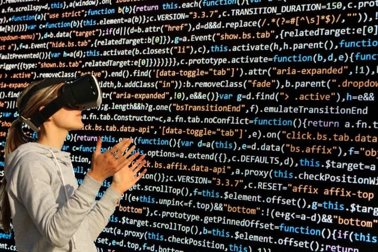 realite immersive casque et coding