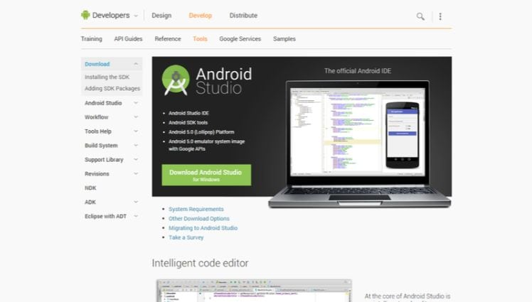 android studio - developpeur android