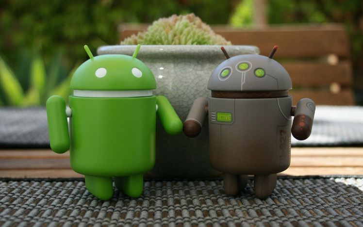 personnages android