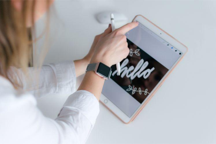 tablette creation design