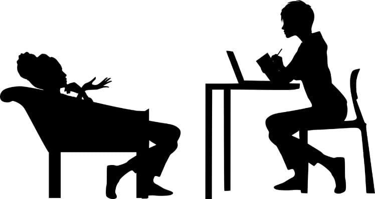 illustration conversation client professionnel