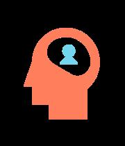 icône de tête humaine
