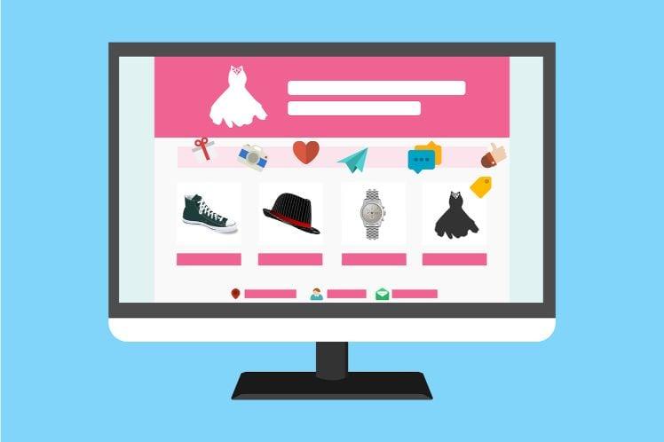 site commerce en ligne