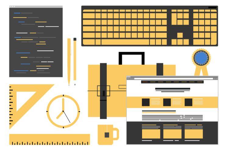 outils creation site - site d'entreprise