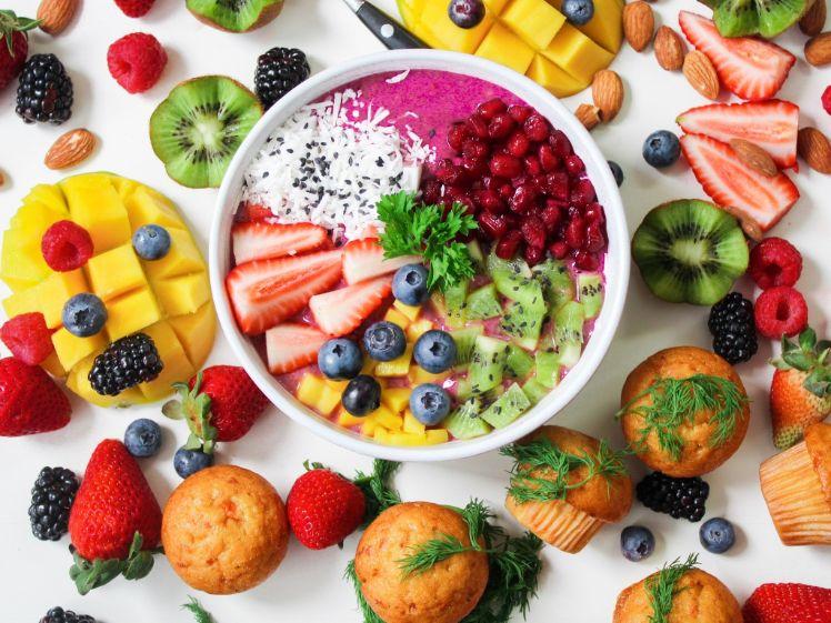 fruits healthy - applications sante