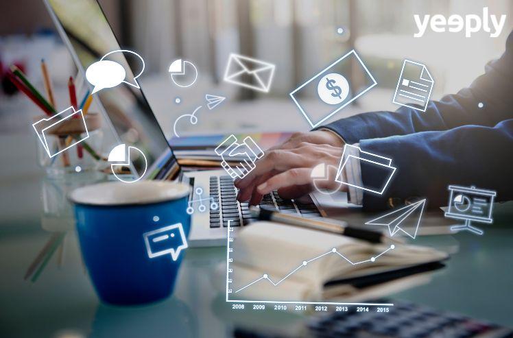 Solutions pour les entreprises : du développement jusqu'au marketing