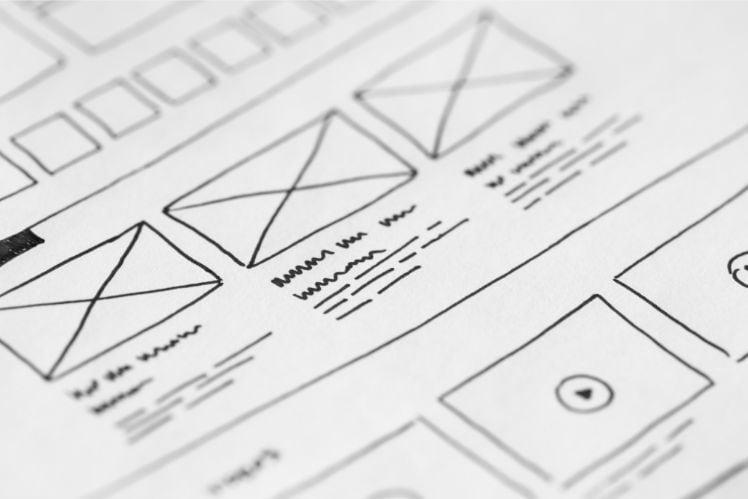 design - plan de site