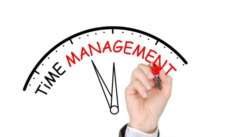 time management - scrum master