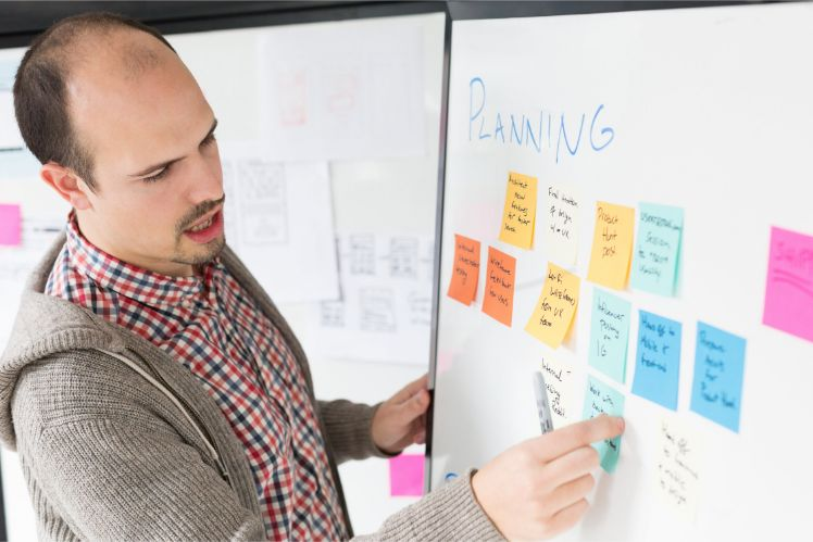notes projets - scrum master