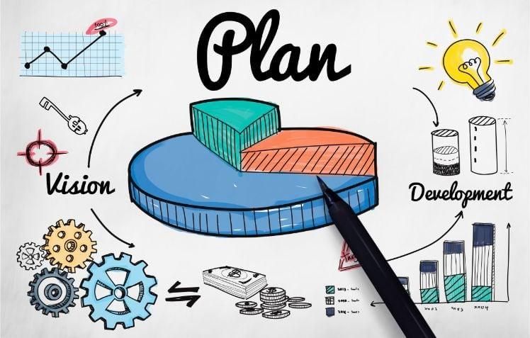 plan - planification projet web