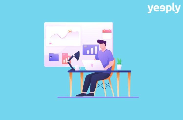 Développeur web à distance : les avantages à travailler avec