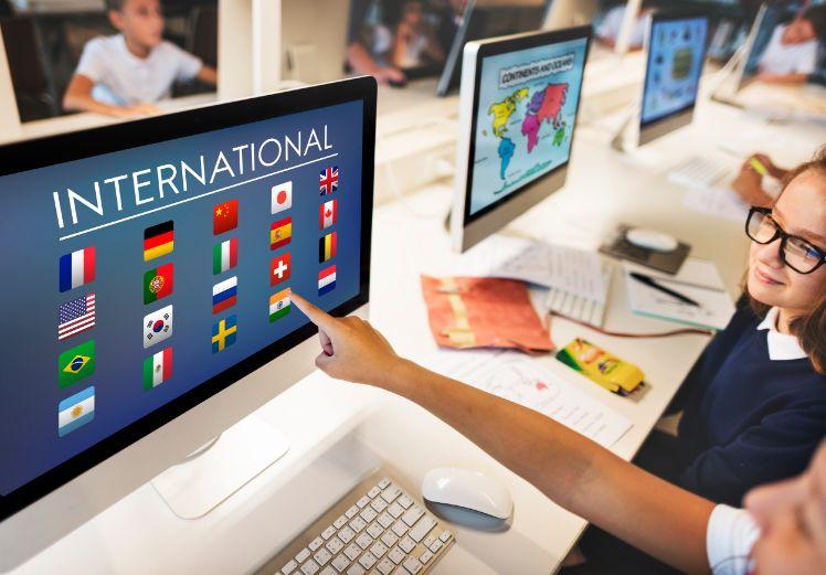traduire une page web- créer un site web multilingue