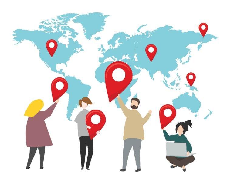 créer un site web multilingue