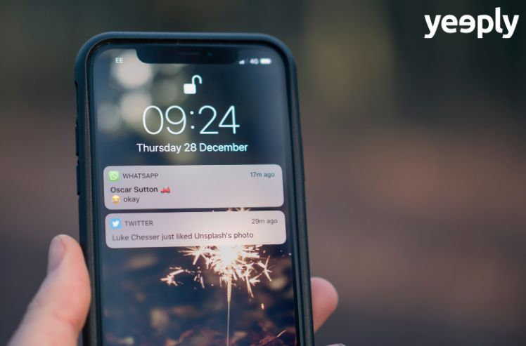 Comment maximiser la valeur des notifications « push » de votre app?
