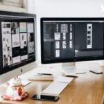 ordinateurs travail design