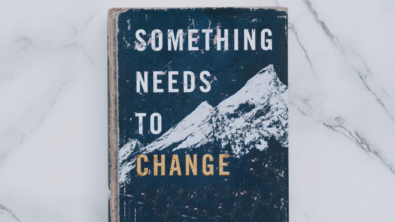 livre changement