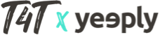 t4t newsletter yeeply logo